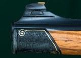 Lenard Brownell --- Custom Full-Stock Mauser --- .284 Win. --- Engraved by Albin Obiltschnig - 11 of 12