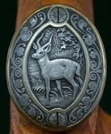 Lenard Brownell --- Custom Full-Stock Mauser --- .284 Win. --- Engraved by Albin Obiltschnig - 9 of 12