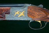 "Belgian Browning --- Superposed Waterfowl Series --- Black Duck --- 12 Gauge, 2 3/4"" Chambers - 2 of 11"