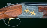 "Belgian Browning --- Superposed Waterfowl Series --- Black Duck --- 12 Gauge, 2 3/4"" Chambers"