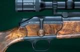 Blaser --- R93 Luxus Wood, Attache, Takedown Two Barrel Set --- .30'06 & .243 Win