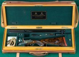 Holland & Holland --- Royal Deluxe Sidelock Ejector Double Rifle Engraved by Eric Gold --- .500-465 H&H Nitro Express - 14 of 15