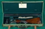 """W. J. Jeffrey & Co. --- Boxlock Ejector Double Rifle --- .450/400 3""""Nitro"""