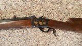 Winchester 1885 .22lr Low Wall High Grade - 7 of 12