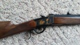 Winchester 1885 .22lr Low Wall High Grade - 4 of 12
