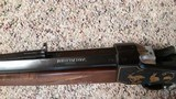 Winchester 1885 .22lr Low Wall High Grade - 10 of 12