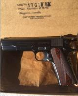 COLT 1911 US PROPERTY CARBONIA LIMITED EDITION