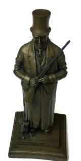 The Bishop of Bond Street - Limited Edition 22 of 250 Westley Richards Sculpture - circa 1984 - 3 of 5