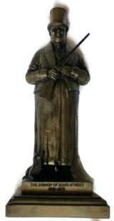 The Bishop of Bond Street - Limited Edition 22 of 250 Westley Richards Sculpture - circa 1984 - 4 of 5