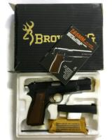 HIGHLY COLLECTIBLE 30 LUGERBROWNING HI-POWER AS NEW IN BOX, NIB - 3 of 5