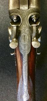 "Thomas Newtonof Manchester Double Rifle - 500 - 3"" - Nice! - 3 of 15"