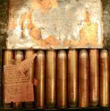 Original KYNOCH 600 Nitro Ammo - -20 round -- in Original Tin Packaging