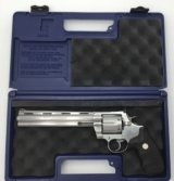 "COLT ANACONDA 44 MAGNUM 8"" IN COLT BOX - circa 1978 MFG - PRICED TO SELL!!!"