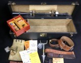 Fabulous Winchester Model 52C Target Rifle w/ 14x Unertl Scope & Complete Badger Shooting Box w/ Accessories - 1950's Vintage - 10 of 13