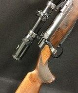 Sauer Model 200 7mm Mag w/ Schmidt Bender Detachable Scope - Beautiful Gun