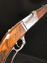 Savage Model 99-DE Citation Rifle - Engraved 308 Win NICE!!!