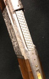 Savage Model 99M Grade PE in 284Win Caliber - Gun is As New Condition! Engraved - 9 of 12