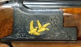 "Belgian Browning Grade P1 Gold Bird Engraved Superposed 12ga 28"" M/F -Cased - The Perfect Pheasant gun!"