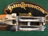 Parker Winchester DHE Reproduction 28ga two-barrel set Shotgun - Cased - NICE! - 6 of 6