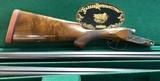 Parker Winchester DHE Reproduction 28ga two-barrel set Shotgun - Cased - NICE! - 2 of 6
