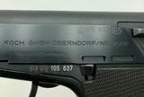 Heckler & Koch H&K P9S Pistol - 9mm - Beautiful German Gun