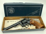 Smith & Wesson 17-4 in Blue Box - Target Trigger & Hammer - 22LR Revolver
