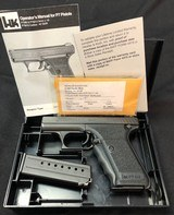 Heckler & Koch H&K P7 M8 Squeeze Cocker Pistol - New in Box 9x19 - 1 of 9