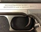 Heckler & Koch H&K P7 M8 Squeeze Cocker Pistol - New in Box 9x19 - 4 of 9