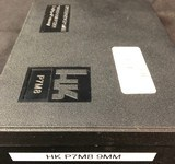 Heckler & Koch H&K P7 M8 Squeeze Cocker Pistol - New in Box 9x19 - 8 of 9
