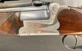 RENATO GAMBA COMBINATION GUN 12GA X 6.5x57 W/ CLAW MOUNT ZEISS SCOPE - 5 of 14