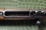 J.P. Sauer & Son Model 200 Bolt Action Rifle with Schmidt & Bender Scope, Carved Stock and Case - 12 of 23