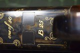 BEAUTIFUL GOLD INLAID B-25 125TH ANNIVERSARY BROWNING SUPERPOSED 12 Ga. - 9 of 11