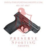 Smith & Wesson M&P SHIELD™ .40 S&W