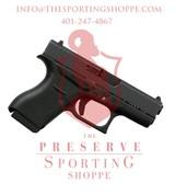 Glock G42 .380acp