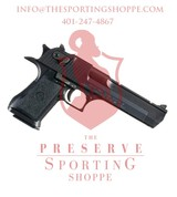 I.M.I./Magnum Research Desert Eagle Semi-Automatic Pistol .50 AE