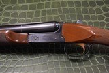 Winchester Model 23 Classic 12 Gauge