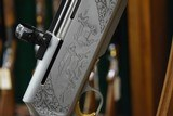 """Master Engraved """"VRANCKEN"""" Signed Belgian Browning Grade IV BAR Semi-Automatic Sporting Rifle 30.06 with Scope Base and Rings - 16 of 16"""