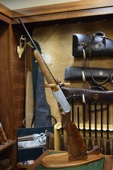 """Master Engraved """"VRANCKEN"""" Signed Belgian Browning Grade IV BAR Semi-Automatic Sporting Rifle 30.06 with Scope Base and Rings - 15 of 16"""