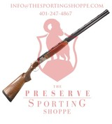 Beretta 686 Silver Pigeon I Sporting Over/Under 12 Gauge 30