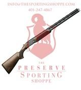 Beretta 690 Sporting 12 ga, 30