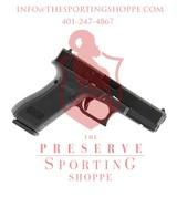 Glock 17 Gen 5, 9mm Luger, 4.49