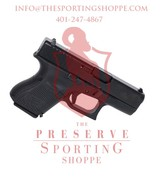 Glock G26, Gen 5, 9mm, 3.42