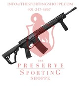 Daniel Defense, DDM4 V5, Semi-Automatic, .223 Remington/5.56 NATO, 16? Barrel, 30+1 Capacity, 6-Position Stock, Black