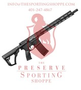 Daniel Defense, DDM4 V7, Semi-Automatic, .223 Remington/5.56 NATO, 16? Barrel, 20+1 Capacity, 6-Position Stock, Black