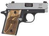"Sig Sauer, P238 SAS Pistol, .380 ACP, 2.7"" Barrel, 6 Round, DuoTone Night Sights - 2 of 2"
