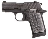 """Sig Sauer, P238 We The People 1776, .380 ACP, 2.7"""" Barrel - 2 of 2"""