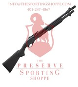 Remington 870 Express Tactical, Pump Action, 12 ga, 18.5? Barrel, 3?, Black Stock Synthetic, Black Receiver
