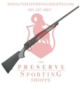Remington, 700 SPS Bolt Action, .30-06 Springfield, 24? Barrel, 4+1, Synthetic Black/Gray Stock Blued
