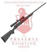 Remington, 700 ADL with Scope, Bolt Action, .223 Remington, 24? Barrel, 5+1, Synthetic Black Stock Blued