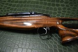 "Remington/ Harry Lawson, 700, .375 H/H Mag, 22"" Barrel"